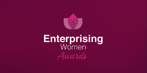 East Midlands Chamber of Commerce Enterprising Women - Female Entrepreneur of the Year 2018