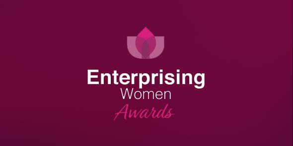 East Midlands Chamber of Commerce Enterprising Women - Female Entrepreneur of the Year 2018