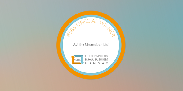 Theo Paphitis Small Business Sunday Official Winner